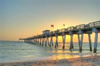 Venice Fishing Pier Florida