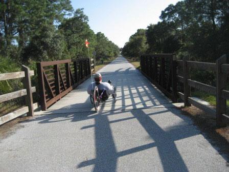 Venice Florida Legacy Trail